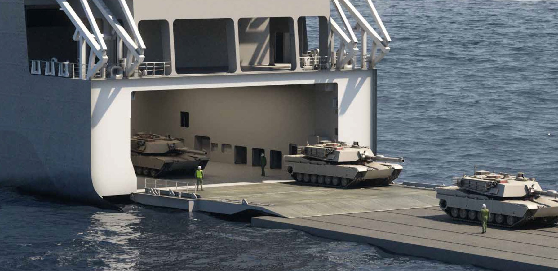 A closer look at the Littoral Strike Ship concept | Save the