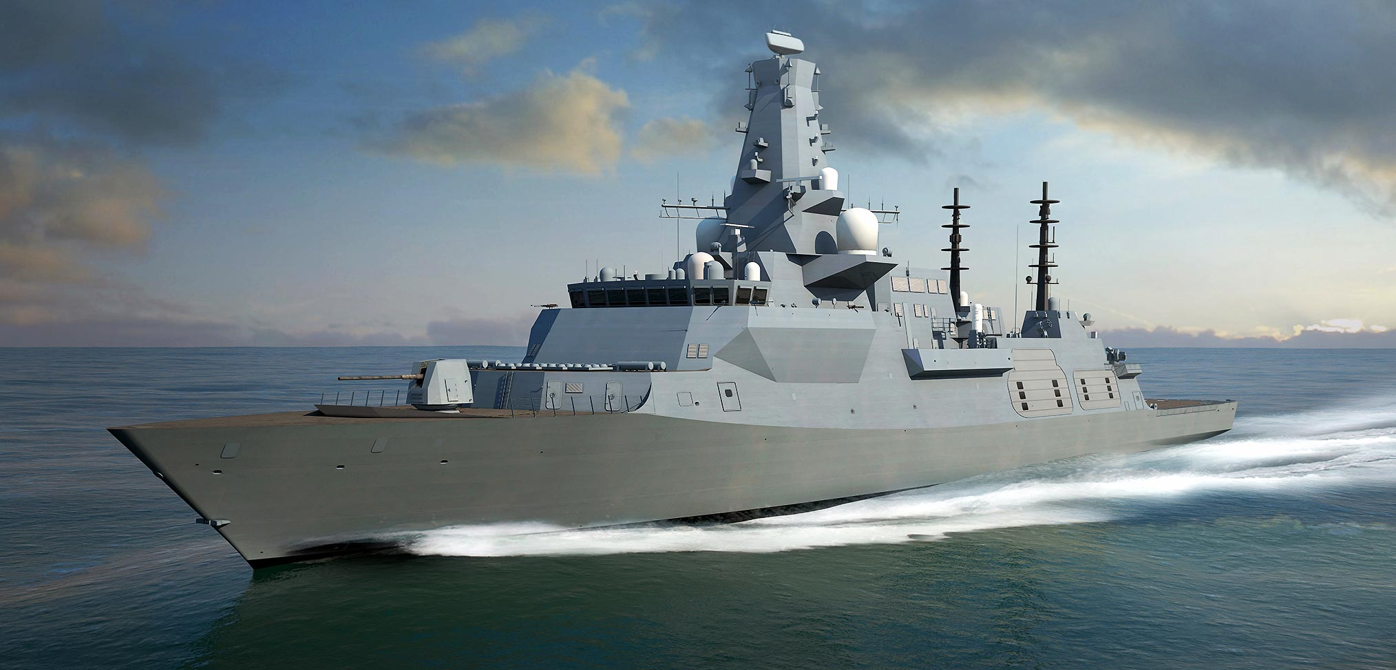 Powering The Stealthy Submarine Hunter Type 26 Frigate Propulsion System In Focus Save The Royal Navy