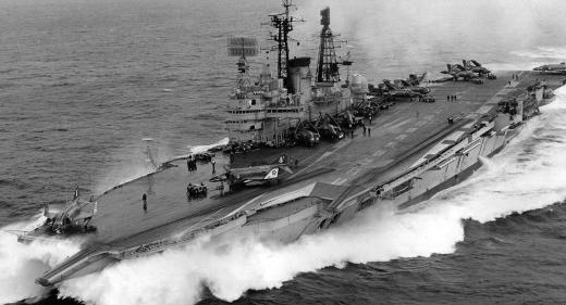 HMS Ark Royal IV