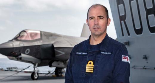 Captain Angus Essenhigh