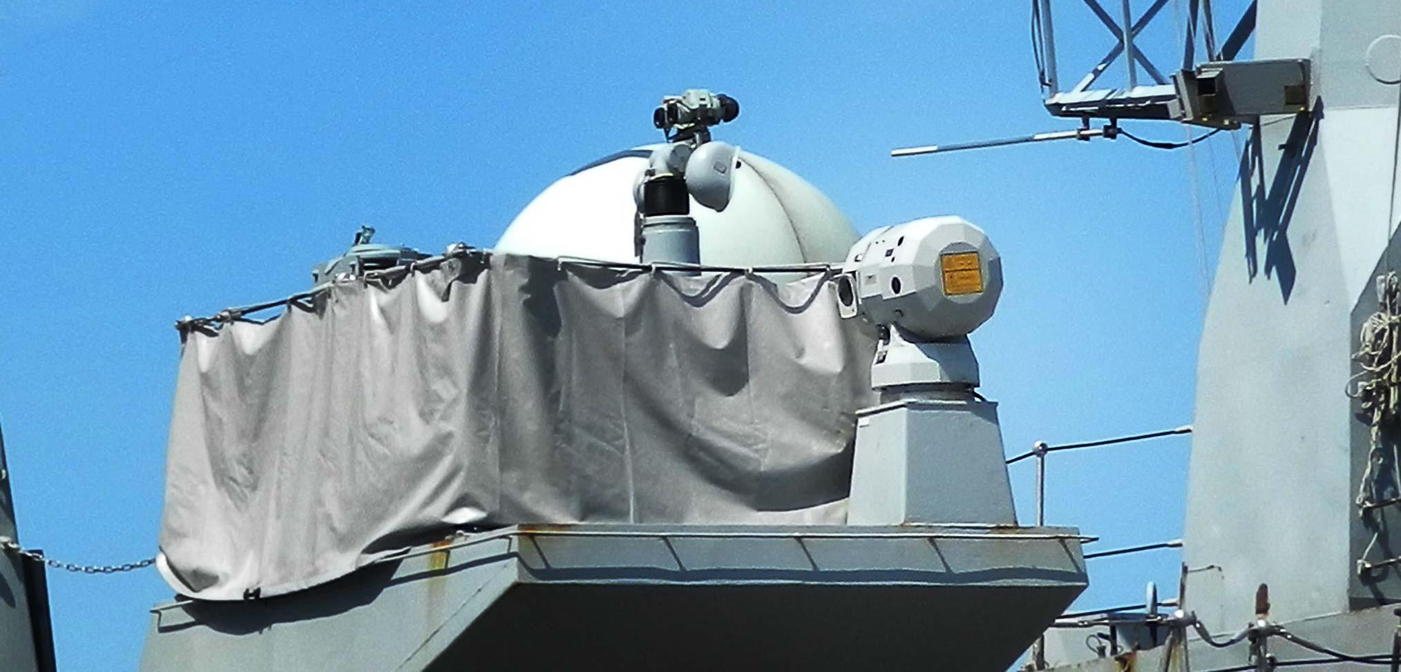 FCEO Sea Eagle Type 23 frigate