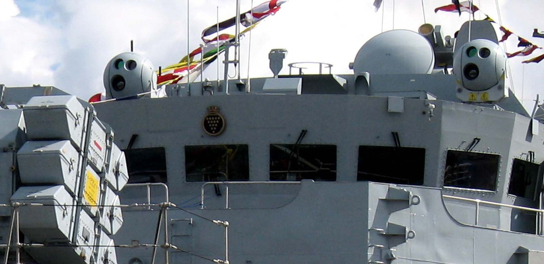 Sea Archer Type 22 Frigate