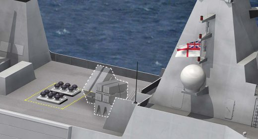 Type 31 frigate Anti Ship Missiles