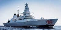 Type 45 destroyer availability improving