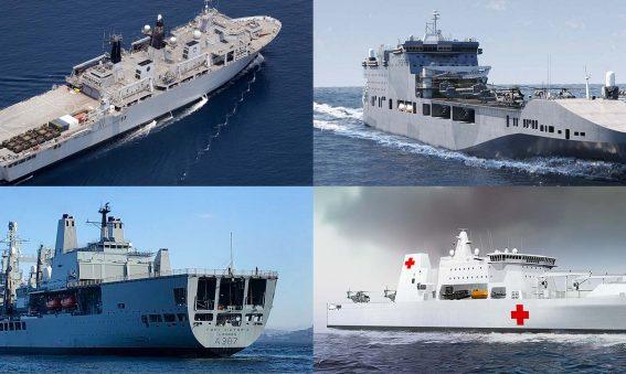 Multi Role Vessel Royal Navy