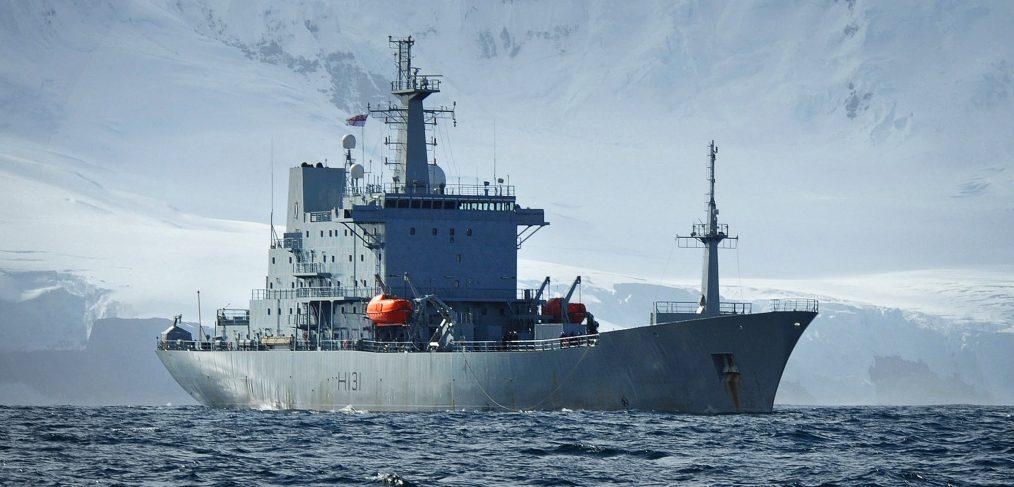 HMS Scott Ocean Survey Vessel