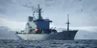 In focus: HMS Scott, the Royal Navy's ocean survey vessel