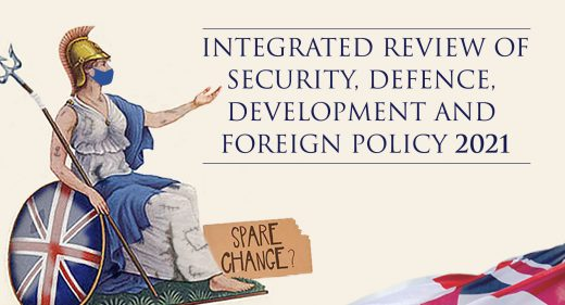 Integrated Review of Security, Defence, Development and Foreign Policy 2021